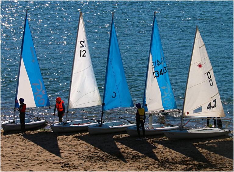 Div 1-HC-Five go sailing-Edwin Nuttall