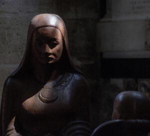 2nd-Inside Winchester Cathedral-1-Elizabeth Restall ARPS