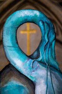 2nd-Inside Winchester Cathedral-3-Elizabeth Restall ARPS