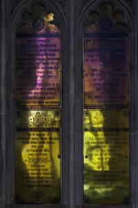 2nd-Inside Winchester Cathedral-4-Elizabeth Restall ARPS