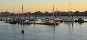 3rd-Brightlingsea in Winter -2-Brian Wetton