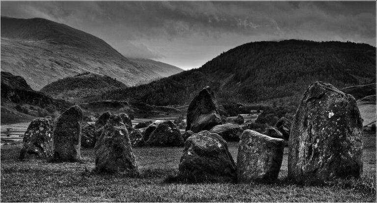 Div 1-C- Castlerigg Stones- David Bishop