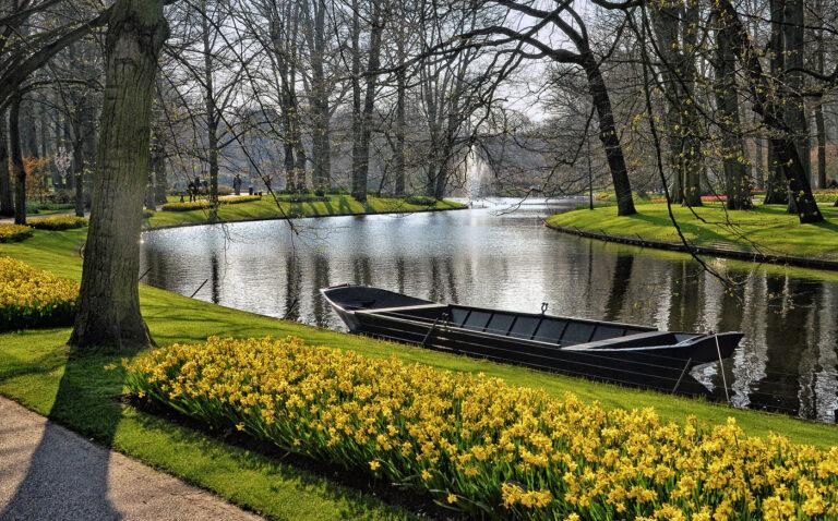 Div 1-HC- Keukenhof Gardens-Barbara Gibbons