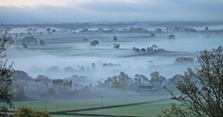 Div 2-2nd- Misty landscape-Claire Haines