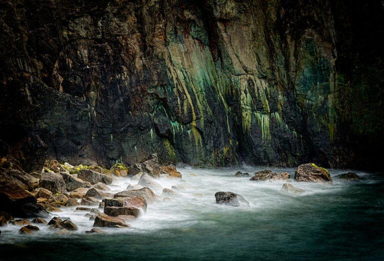 Div 2-HC- Cornish cliff-Marjory Wright