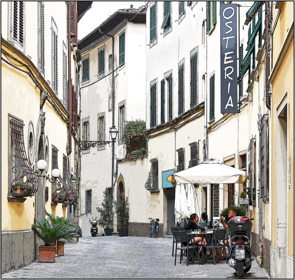 20 Points -Tuscan Tavern-Brian Wetton