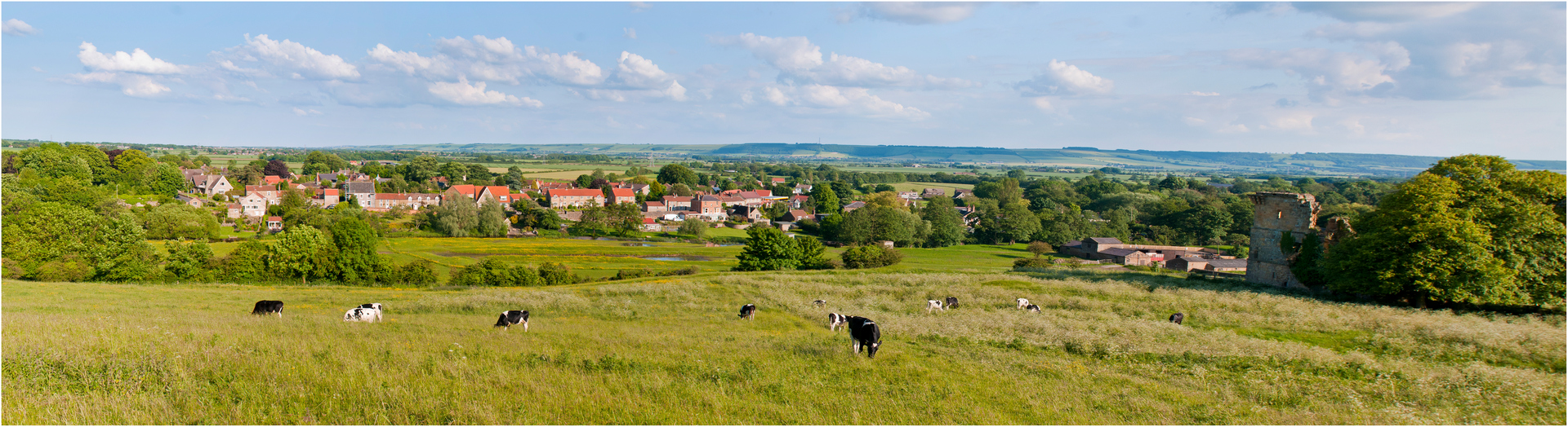 East Ayton North Yorkshire - Barry Spindler