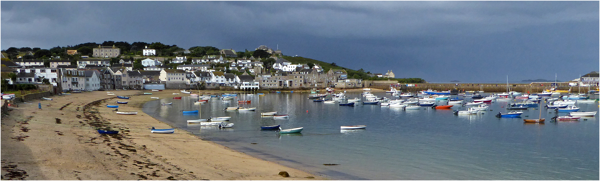 Hugh Town, Isles of Scilly- Christine Wetton