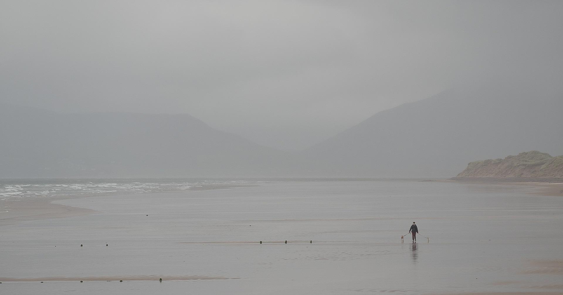 Joint 3rd - 18 Points - Irish mist on the beach - Bill Beere