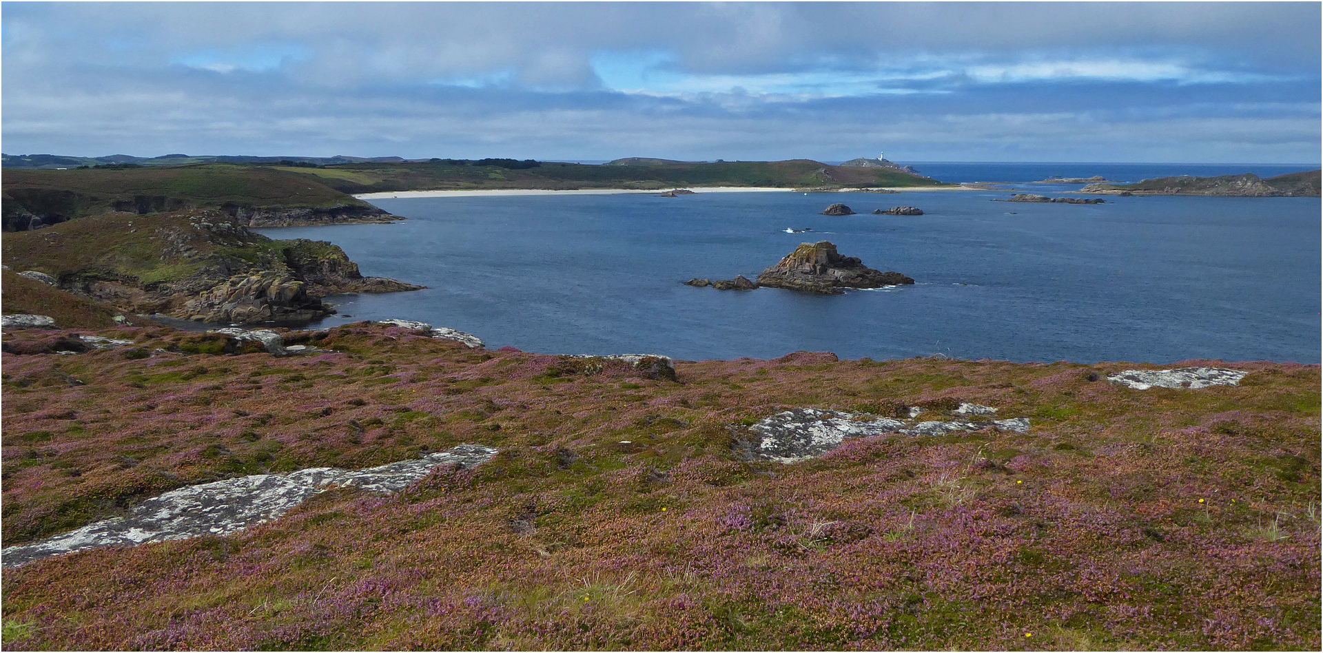 St Martin's, Isles of Scilly - Christine Wetton