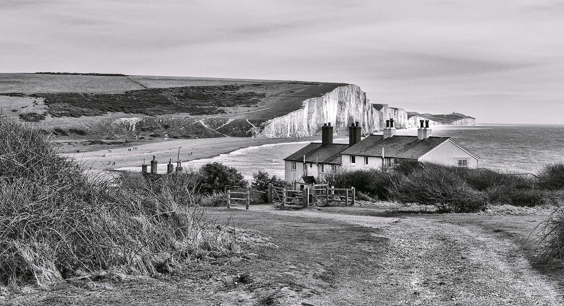 18 Points -The Seven Sisters East Sussex- David Bishop