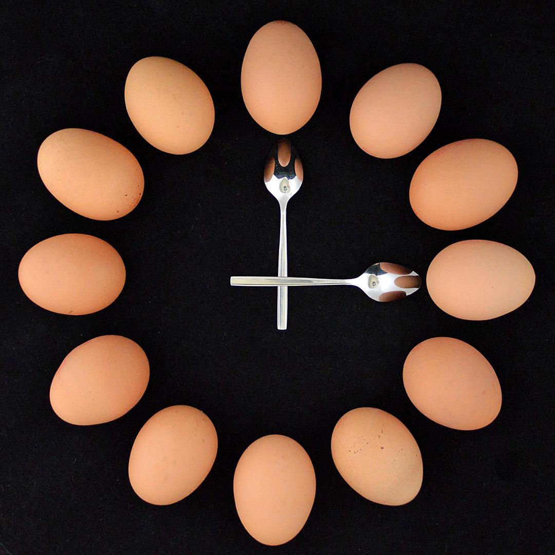 D2 - 2nd - 17 Points -Eggsactly 3 o'clock-Christine Ryske