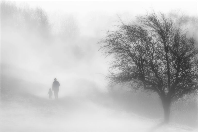 3rd - 17 Points-Into the fog-Jenny Fryer LRPS