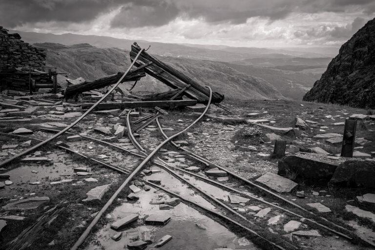 17 Points -Disused slate mine -Lake District-Steve Varman