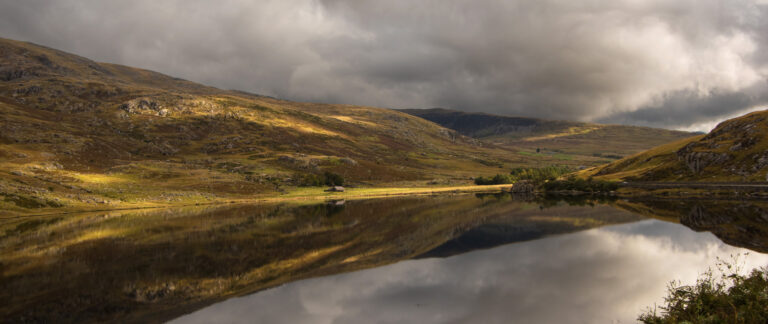 18 Points -Mirror Lake -Diana Baker