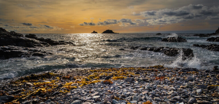 18 Points -The Brisons Cape Cornwall - Bill Beere
