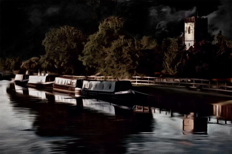 frampton canal-Jenny Fryer LRPS